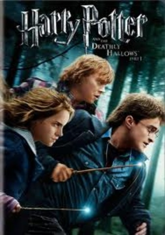 Harry Potter and the Deathly Hallows part 1 movie release.