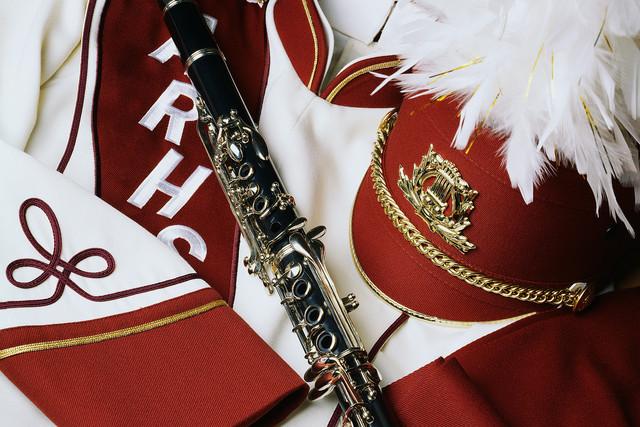 Boehm clarinet
