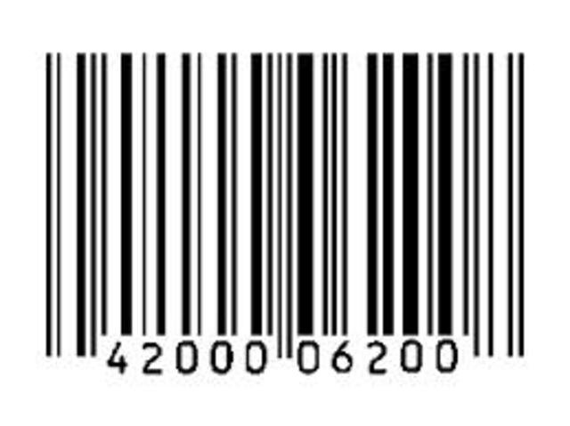 Bar code Created