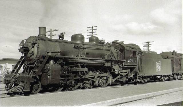 Steam Locotmotive