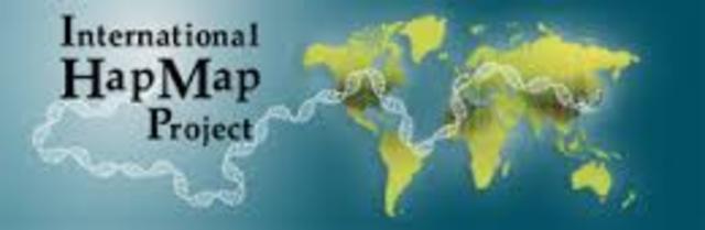 Comienza el Proyecto Internacional HapMap