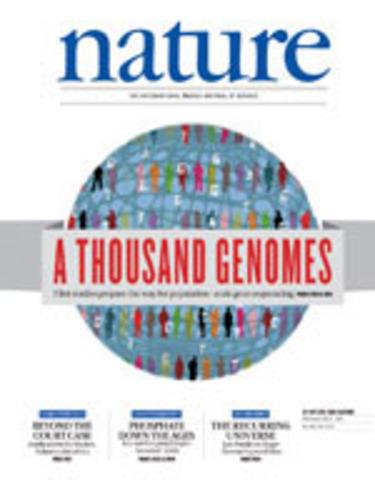 Se termina el Proyecto Piloto de los 1000 Genomas