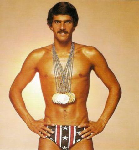 Mark Spitz 1972 Olympics