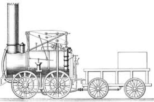 1st Steam Engine