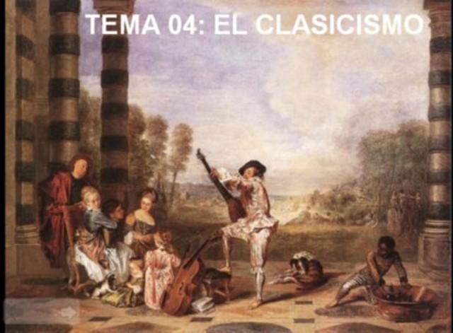 Musica clasicismo