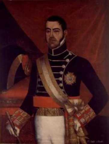 Reconquista. (1816-1819)