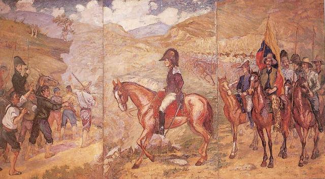 Batalla Pantano de Vargas