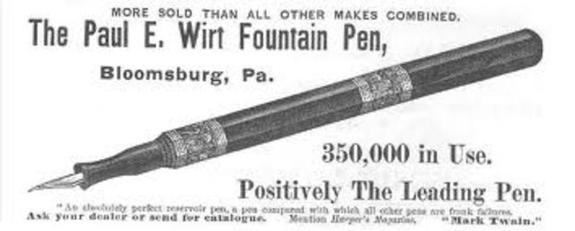 Fountian Pen