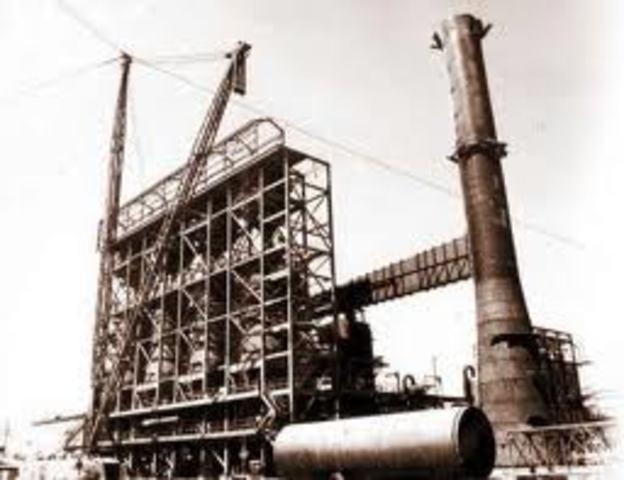 Politica de modernizacion industrial.