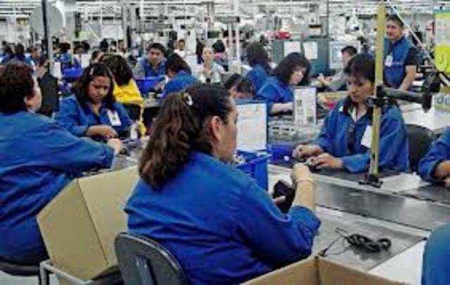La creación de un millón de empleos al año.