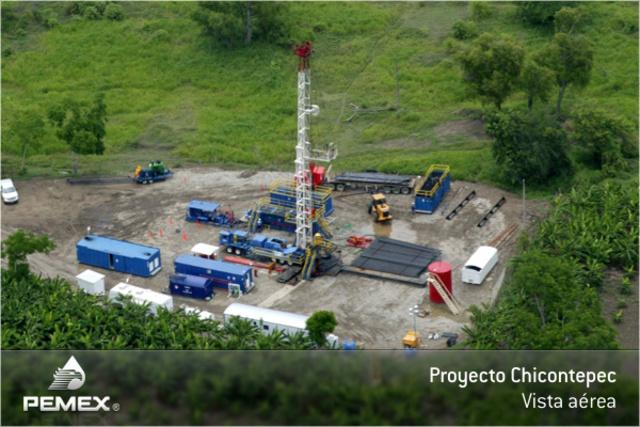 Proyecto Chicontepec.