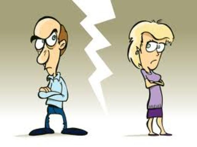 Frank's Parents Divorce