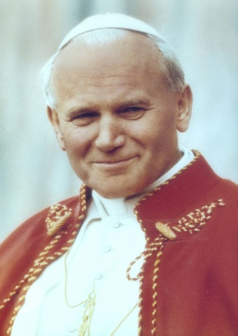 Tercera visita del pontífice