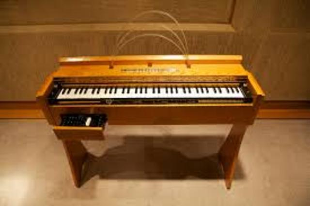 The Ondes Martenot