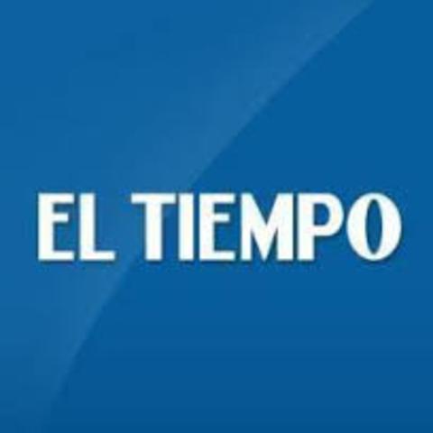 Editorial El Tiempo