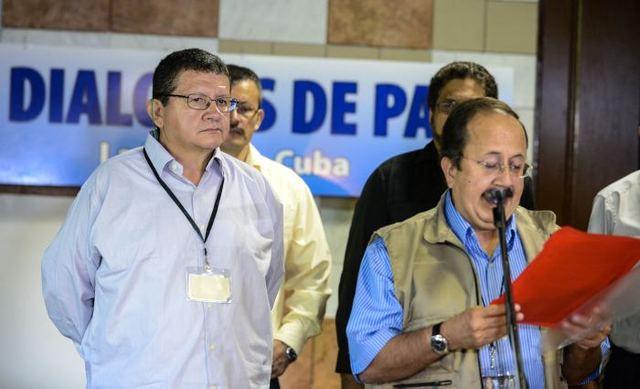 Se conocen primeros acuerdos entre las Farc y el Gobierno