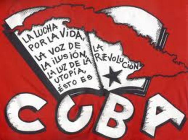 El triunfo del socialismo en Cuba