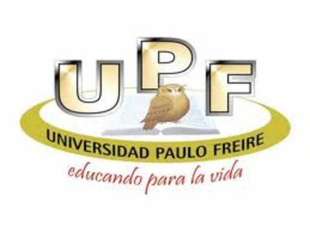 Universidad de Paulo Freire