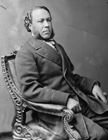 First Black Congressman