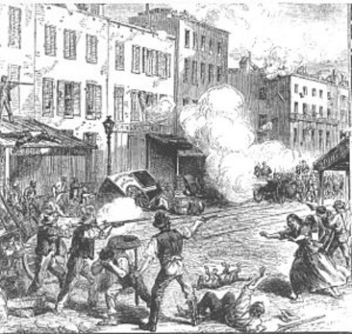 New York Draft Riots