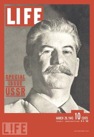 Stalins death