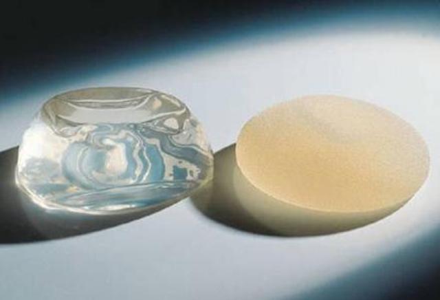 Biomaterial. Silicona
