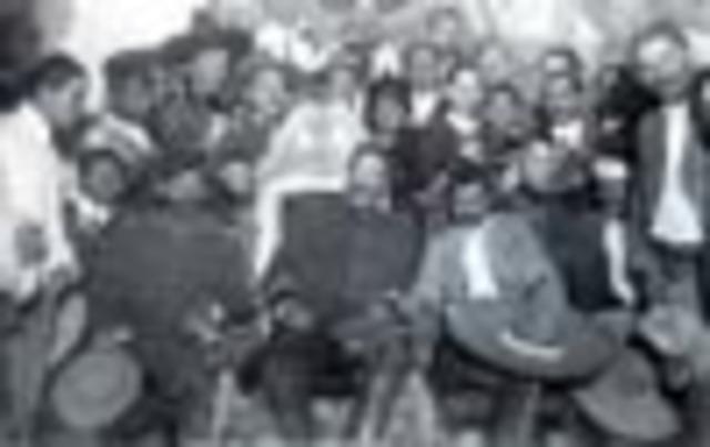La Ciudad de México fue ocupada por fuerzas villistas y zapatistas, después de celebrar el Pacto de Xochimilco.