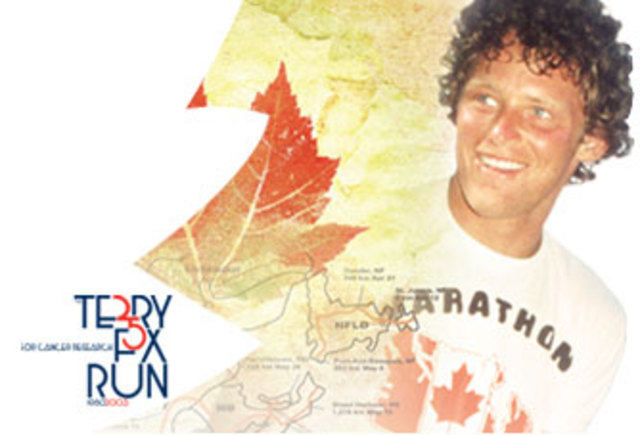 Terry Fox Foundation was Founded