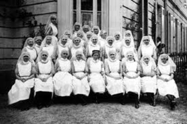 la enfermeria como profesión