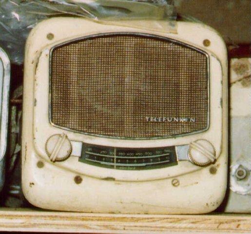 creation of telefunken