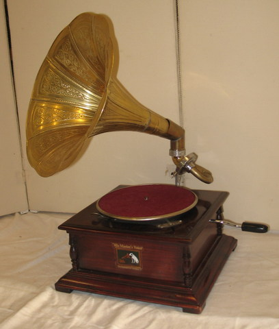 Gramophone Invented