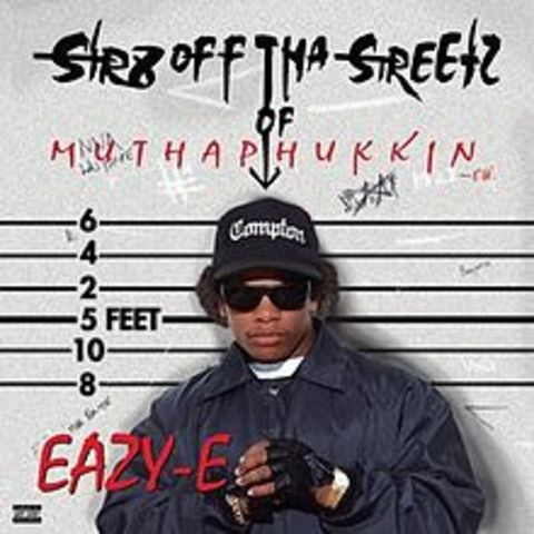 Str8 off tha Streetz of Muthaphukkin Compton this album come out 8 months after hes died