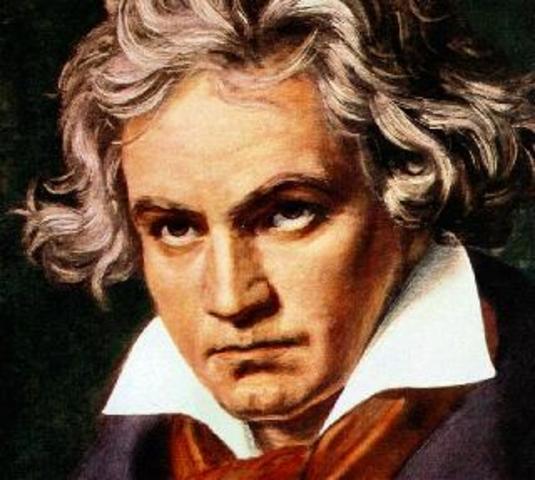 Muerte Ludwig van Beethoven