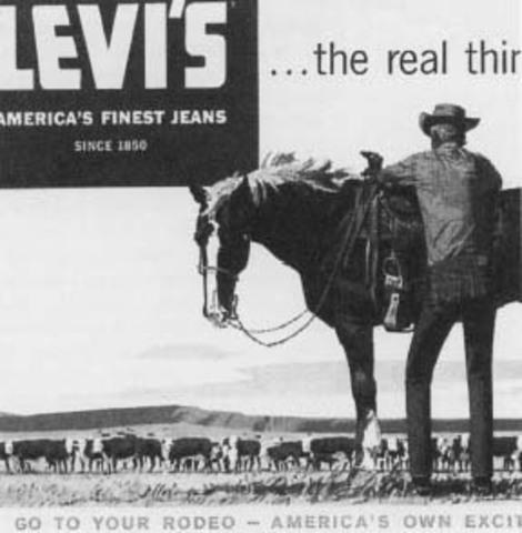 Jeans- Levi Strauss