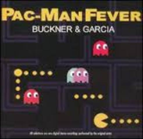 Pac Man goes Gold