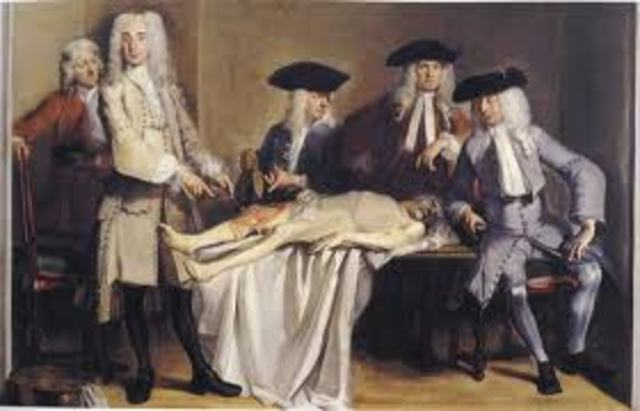 Primer paso de la Anatomía