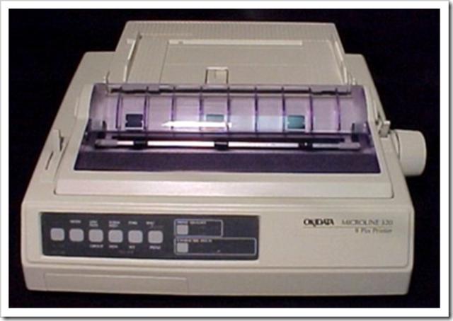 Inkjet and Laser Printer