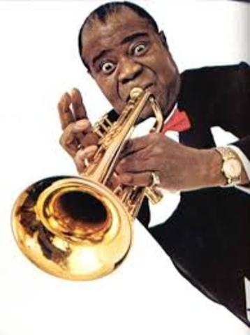 Louis Armstrong is born.