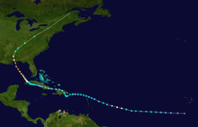Tropical Storm-Frederick