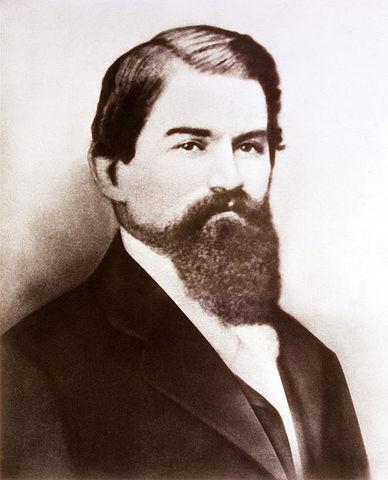 John Pemberton Invents Coca Cola