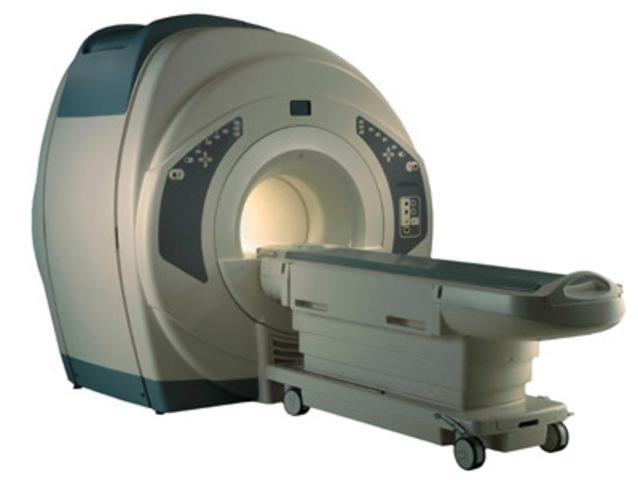 MRI was invented