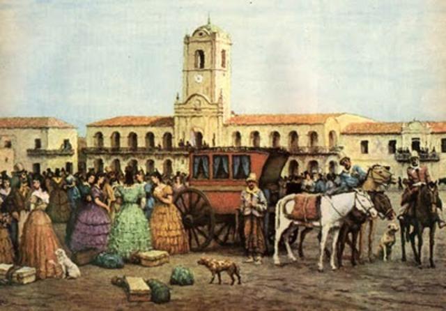 Sociedad Colonial (1575 - 1821)