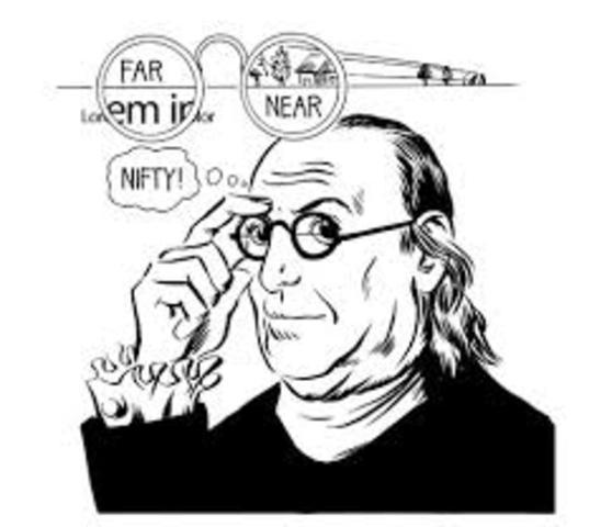The Bifocal Glasses