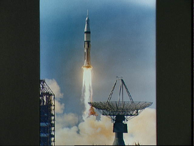 October 11, 1968: First Manned Apollo Mission