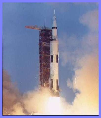 April 13, 1970: Launch of Apollo 13