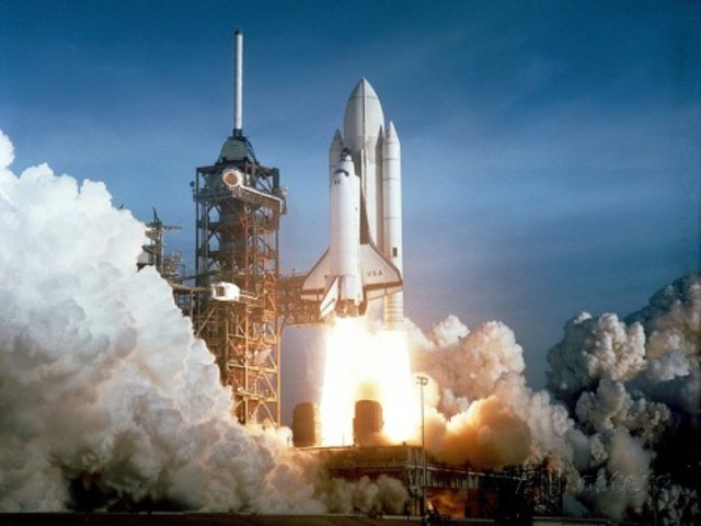 April 12, 1981: First Space Shuttle Launch