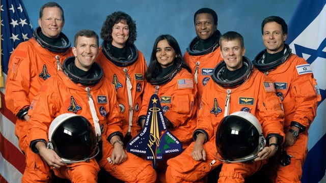February 1, 2003: Loss of Space Shuttle Columbia