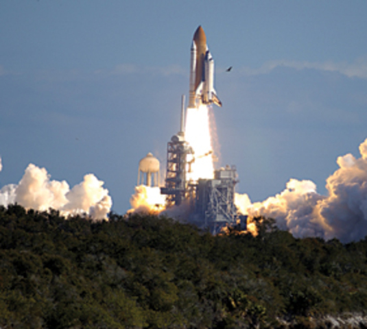 July 26, 2005: First Space Launch After Columbia Disaster