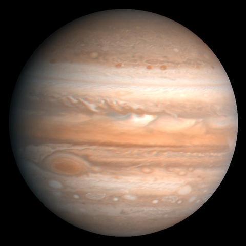 Jupiter Discovered