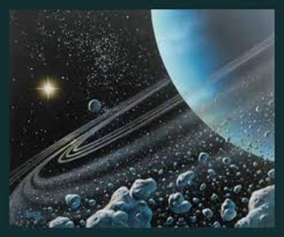 Uranus's rings discovered